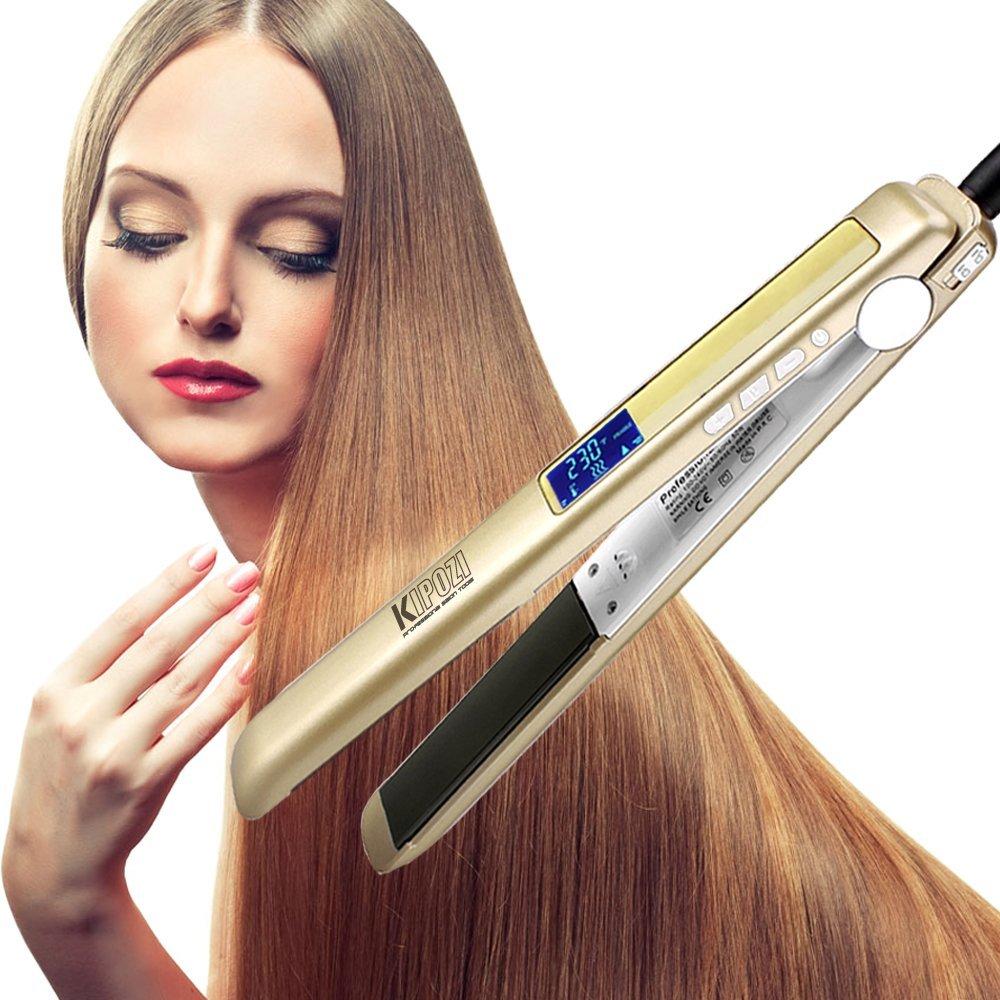 5 KIPOZI Pro Hair Straighteners